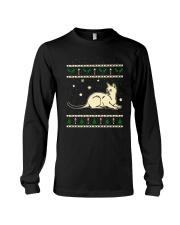 Christmas Siganpura Cat Long Sleeve Tee thumbnail