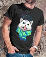 WHITE CAT Premium Fit Mens Tee lifestyle-mens-crewneck-front-4