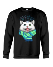 WHITE CAT Crewneck Sweatshirt thumbnail