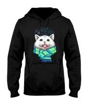 WHITE CAT Hooded Sweatshirt thumbnail