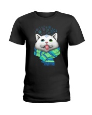 WHITE CAT Ladies T-Shirt thumbnail