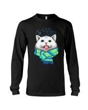 WHITE CAT Long Sleeve Tee thumbnail