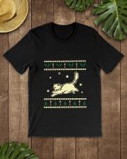 Christmas Birman Cat Premium Fit Mens Tee lifestyle-mens-crewneck-front-18