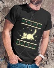 Christmas Birman Cat Premium Fit Mens Tee lifestyle-mens-crewneck-front-4