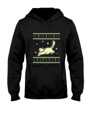 Christmas Birman Cat Hooded Sweatshirt thumbnail