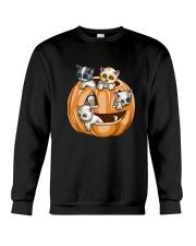 PUMPKIN CAT Crewneck Sweatshirt thumbnail
