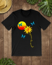 YOU ARE MY SUNSHINE Premium Fit Mens Tee lifestyle-mens-crewneck-front-18