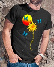 YOU ARE MY SUNSHINE Premium Fit Mens Tee lifestyle-mens-crewneck-front-4