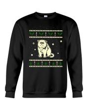 Christmas Exotic Shorthair Cat Crewneck Sweatshirt thumbnail