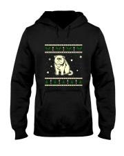 Christmas Exotic Shorthair Cat Hooded Sweatshirt thumbnail