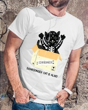 CAT IS ALIVE Premium Fit Mens Tee lifestyle-mens-crewneck-front-4