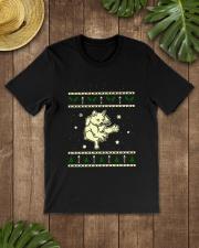 Christmas LaPerm Cat Premium Fit Mens Tee lifestyle-mens-crewneck-front-18