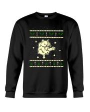 Christmas LaPerm Cat Crewneck Sweatshirt thumbnail