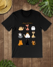 TYPES OF CATS Premium Fit Mens Tee lifestyle-mens-crewneck-front-18