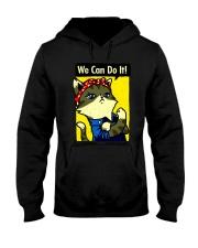 d3 Hooded Sweatshirt thumbnail
