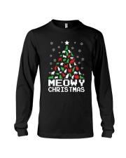 CHRISTMAS CAT Long Sleeve Tee thumbnail