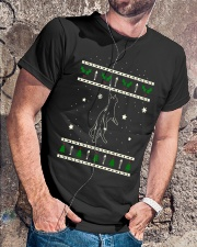 Christmas Havana Brown Cat Premium Fit Mens Tee lifestyle-mens-crewneck-front-4