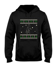Christmas Havana Brown Cat Hooded Sweatshirt thumbnail