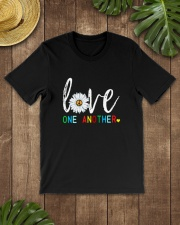 LOVE ONE ANOTHER Premium Fit Mens Tee lifestyle-mens-crewneck-front-18