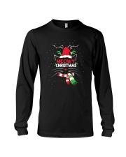 MEOWY CHRISTMAS Long Sleeve Tee thumbnail