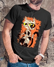 HALLOWEEN CAT Premium Fit Mens Tee lifestyle-mens-crewneck-front-4