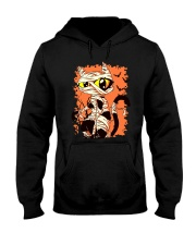 HALLOWEEN CAT Hooded Sweatshirt thumbnail