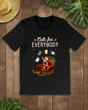 CATS FOR EVERYBODY Premium Fit Mens Tee lifestyle-mens-crewneck-front-18