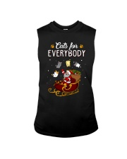 CATS FOR EVERYBODY Sleeveless Tee tile