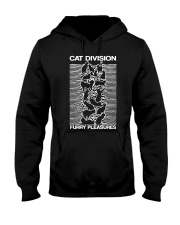 CAT DIVISION Hooded Sweatshirt thumbnail