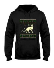 Christmas Don Sphynx Cat Hooded Sweatshirt thumbnail