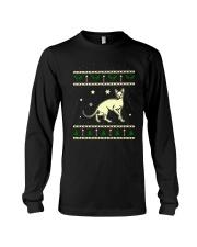 Christmas Don Sphynx Cat Long Sleeve Tee thumbnail