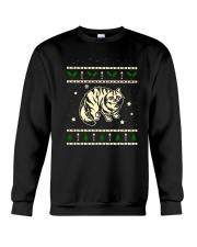 Christmas Siberian Cat Crewneck Sweatshirt thumbnail