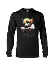 CAT CHRISTMAS Long Sleeve Tee thumbnail