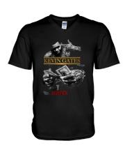 KEVINGATES V-Neck T-Shirt thumbnail