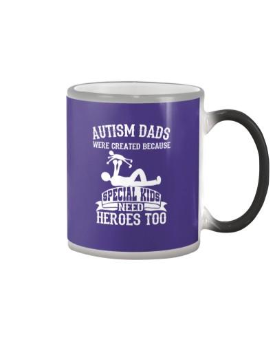 Special Kids Need Heroes Too -- Autism Dad's