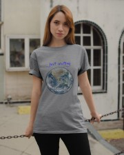 Are you just visiting Classic T-Shirt apparel-classic-tshirt-lifestyle-19