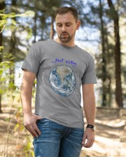 Are you just visiting Classic T-Shirt apparel-classic-tshirt-lifestyle-front-49