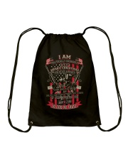I am politically incorrect Drawstring Bag thumbnail