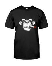 Cigar Monkey Classic T-Shirt front