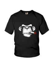 Cigar Monkey Youth T-Shirt thumbnail