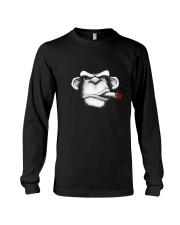 Cigar Monkey Long Sleeve Tee thumbnail