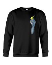 Normal Gray Cockatiel Crewneck Sweatshirt thumbnail