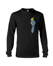 Normal Gray Cockatiel Long Sleeve Tee thumbnail