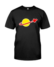LEGO Space Man Logo Classic T-Shirt front
