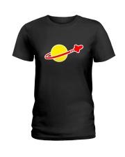 LEGO Space Man Logo Ladies T-Shirt thumbnail