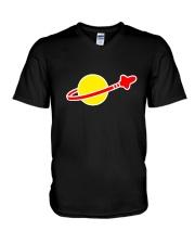 LEGO Space Man Logo V-Neck T-Shirt thumbnail