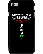 When Life Gets Bad Phone Case thumbnail