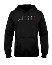 1 DOWN 5 UP Hooded Sweatshirt thumbnail