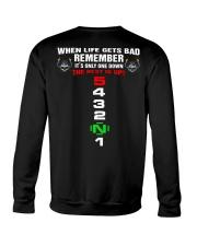 GEAR 5 - BACK Crewneck Sweatshirt thumbnail