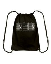 GUITAR DAD Drawstring Bag thumbnail